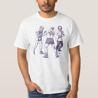 Freud vs. Jung vs. Watts T-Shirt