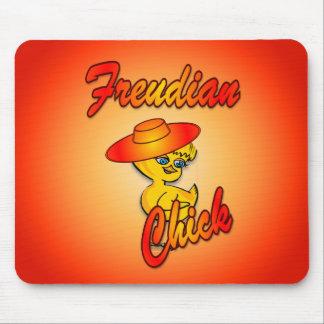 Freudian Chick #5 Mousepads