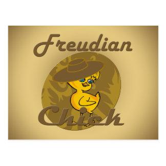 Freudian Chick #6 Postcard