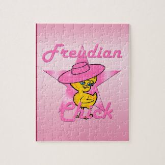 Freudian Chick #8 Jigsaw Puzzle