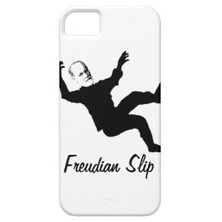 Freudian Slip iPhone 5 Cover
