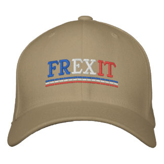 Frexit cap various colours and styles