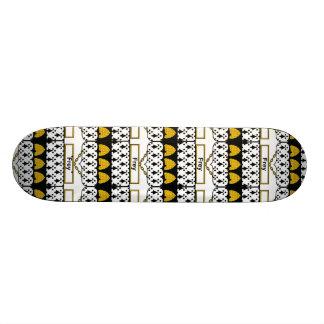 Frey Family Crest Skate Board