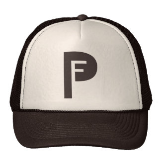 Frey Productions Brown/Khaki Trucker Hat
