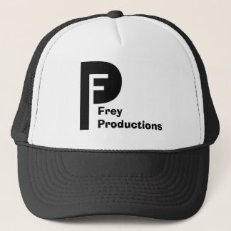 Frey Productions Standard Logo Hat