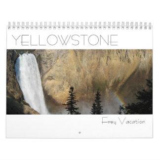 Frey Vacation Calendar