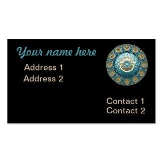 Freya Business Card 1