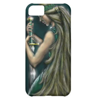 Freya by David Barlow Case For iPhone 5C