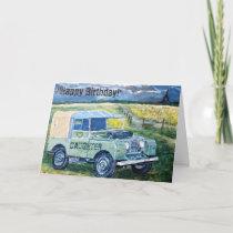 """FREYA"" Image. Birthday Card For Daughter"