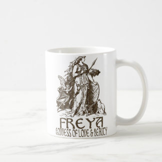 Freya Coffee Mugs