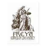 Freya Postales