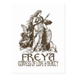 Freya Postcard