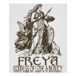 Freya Print