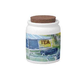 """""""FREYA"""" Tea bag container Candy Dish"""