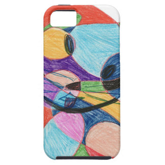 Freya The Cat In The Box Case-Mate Case iPhone 5 Cover