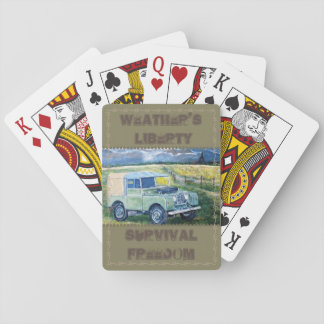 """""""FREYA"""" y lema Cards~ Barajas De Cartas"""