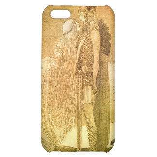 Freyja and Svipdag by John Bauer 1911 iPhone 5C Cover