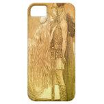 Freyja and Svipdag by John Bauer 1911 iPhone SE/5/5s Case