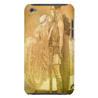 Freyja and Svipdag by John Bauer 1911 iPod Touch Case