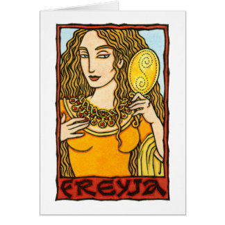 Freyja Card