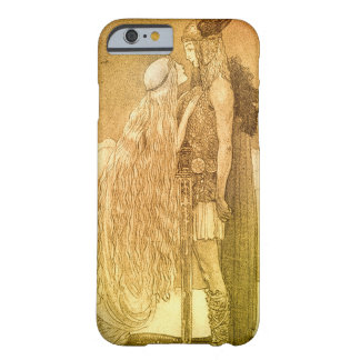Freyja y Svipdag de Juan Bauer 1911 Funda Barely There iPhone 6