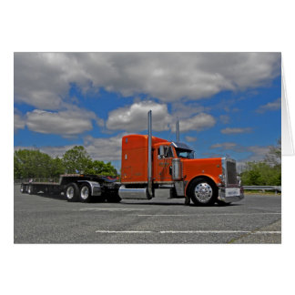 Frey's Peterbilt 379 Note Card