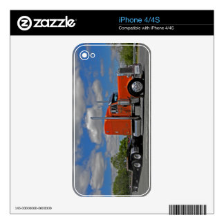 Frey's Peterbilt 379 Phone Skin Decal For The iPhone 4S