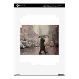 Frialdad de Nueva York Pegatina Skin Para iPad 3