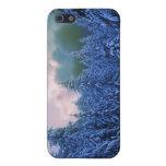 Frialdad del invierno iPhone 5 carcasa
