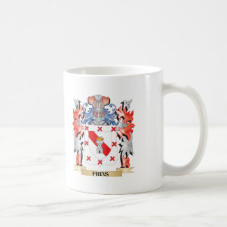 Frias Coat of Arms - Family Crest Coffee Mug