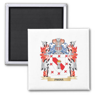 Frias Coat of Arms - Family Crest Magnet