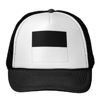 Fribourg Flag Mesh Hat