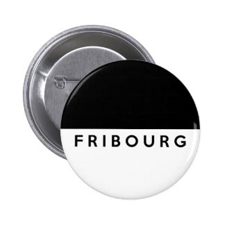 fribourg province Switzerland swiss flag text Pin