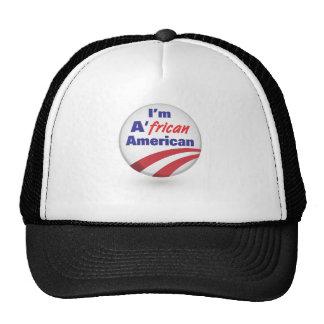 Frican-button3.pdf Trucker Hat