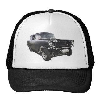 Fricción 1957 del gasser del carro de la entrega d gorras