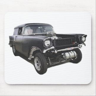 Fricción 1957 del gasser del carro de la entrega d alfombrillas de raton