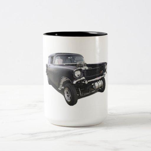 Fricción 1957 del gasser del carro de la entrega d tazas
