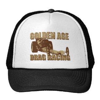 fricción de la época dorada que compite con el dra gorras