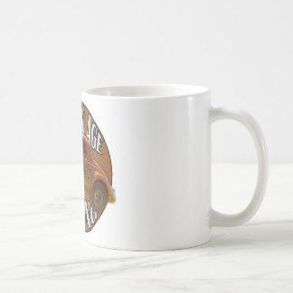Fricción de Willys Gasser de la época dorada que Taza De Café