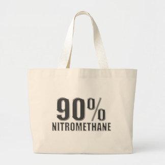 Fricción del nitrometano que compite con el combus bolsa de mano