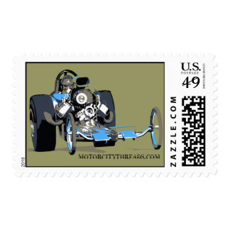 Fricciones superiores del combustible del vintage sello