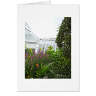 Frick Greenhouse Card