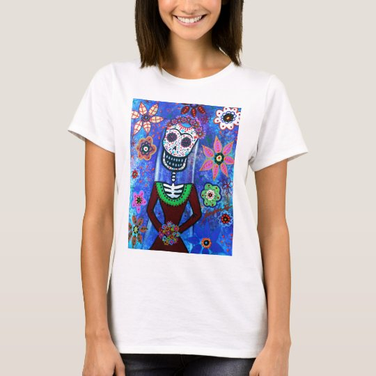 Frida Brida Day of the Dead T-Shirt