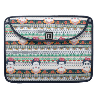 Frida Kahlo | Aztec Sleeve For MacBook Pro