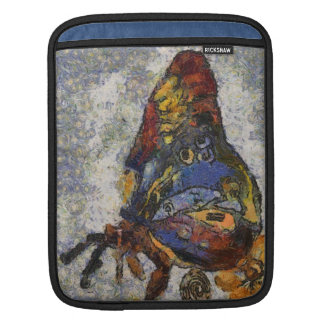Frida Kahlo Butterfly Monet Inspired Sleeve For iPads