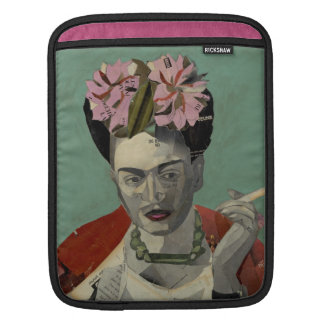 Frida Kahlo by Garcia Villegas Sleeve For iPads