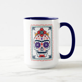 Frida Kahlo   Calavera Mug