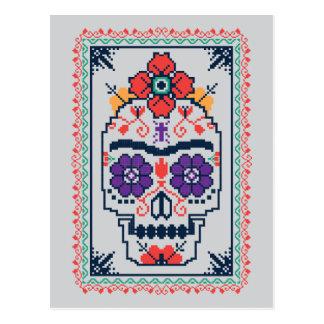 Frida Kahlo | Calavera Postcard