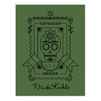 Frida Kahlo | Coyoacán Postcard