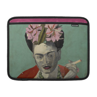 Frida Kahlo de García Villegas Funda Para Macbook Air